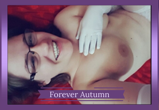 playful fetish camgirl in glasses Forever Autumn