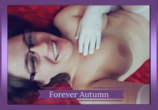 playful fetish camgirl in glasses Forever Autumn