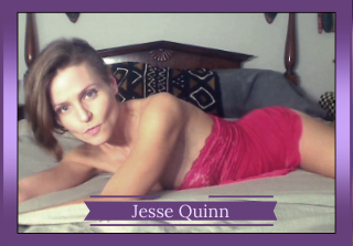 independent live skype camgirl Jesse Quinn