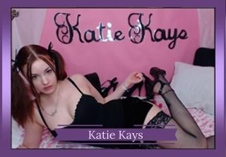 cute camgirl next door Katie Kays