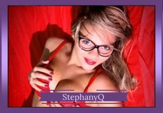 sexy slender skype cam girl StephanyQ