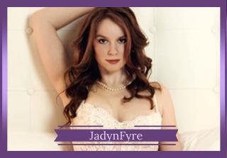 curvy redhead cam girl on skype Jadyn Fyre